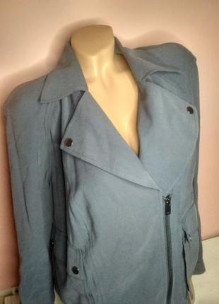 Новый пиджак косуха куртка ветровка сток3 фото