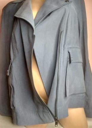 Новый пиджак косуха куртка ветровка сток6 фото