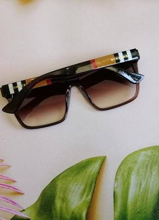 Эксклюзивные брендовые солнцезащитные очки маска унисекс 20212 фото