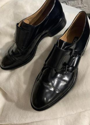 Туфли классические натуральная кожа