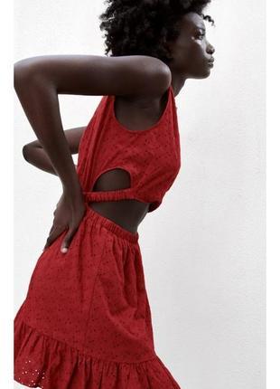 Шикарное платье с разрезами