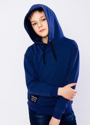 Худи, толстовка для мальчика  116-1586 фото