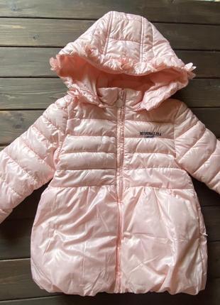 Куртка детская фирмы mona lisa