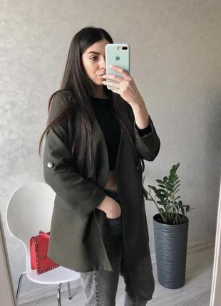 Подовжений піджак