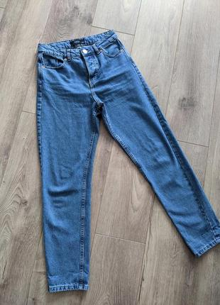 Мом джинсы reserved 34 размер