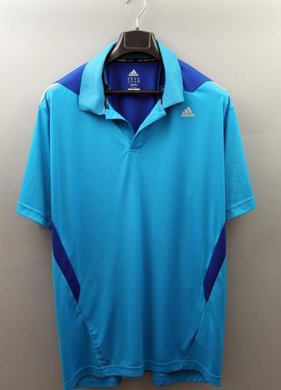 Спортивна чоловіча футболка бренду adidas