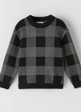 Свитшот от zara свитер кофта джемпер