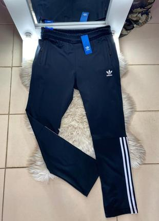 Мужские спортивные штаны в стиле adidas