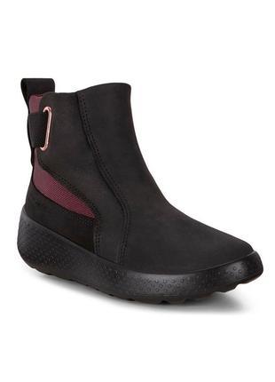 Ботинки ecco ukiuk kids сапоги р. 30 новые! в наличии! оригинал!