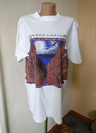 Grand canyon 1993 мерч футболка атрибутика неформат
