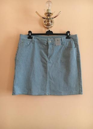 Батал большой размер новая джинсовая юбка юбочка спидниця
