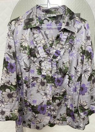 Блуза бренда oogji elegance