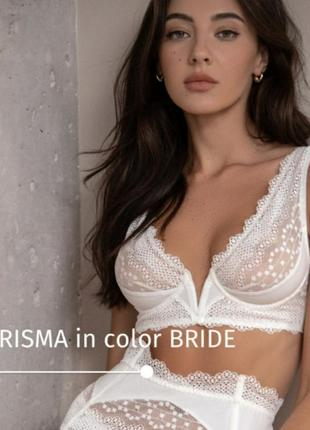 Мягкий бюстгальтер на косточках 1414/27 cler bride  jasmine lingerie