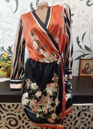 Фирменное прекрасное платье