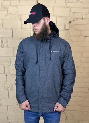 Крутая  куртка ветровка columbia