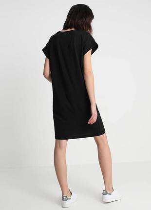 Платье-футболка оверсайз/ oversized