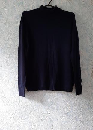 Шерстяная кофта woolmark