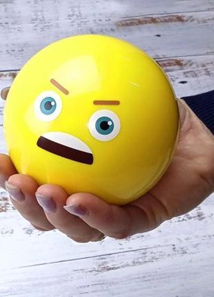 Сувенир шар предсказатель смайлик