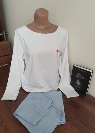 Мягенькая женская пижамка (домашний костюм)