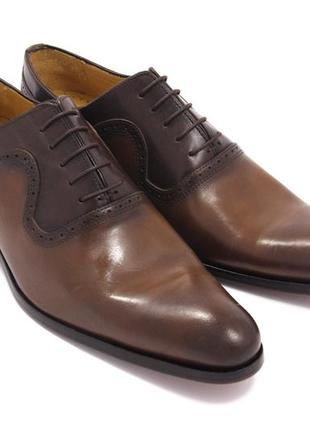 Мужские туфли brett & sons 8137 / размер: 43