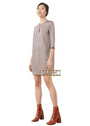 Невероятно лёгкое , невесомое платье бренда mango оригинал