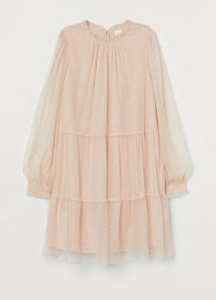 Платье h&m размер 46-50