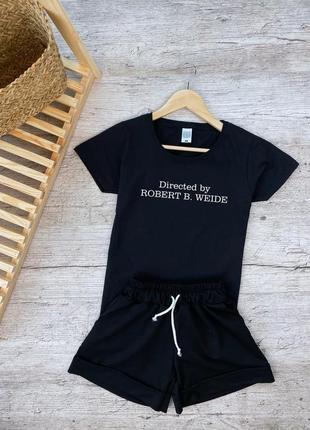 Шорои + футболка