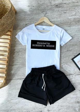 Шорти + футболка