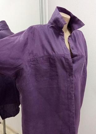 Рубашка /чистый  лен