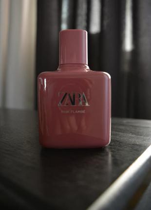 Духи zara pink flambe 100 ml, оригинал испания
