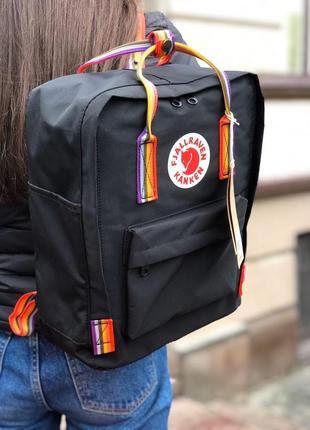 Распродажа kanken рюкзак fjallraven  канкен classic 16l топ качество