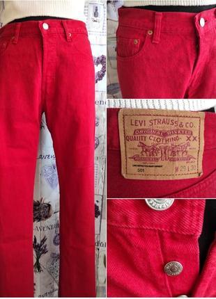 Оригинальные джинсы levis 501 !