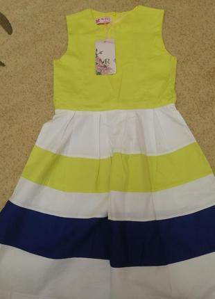 Сукня на зріст 122-128-134