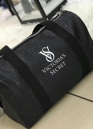 Сумка виктория сикрет, спортивная сумка, повседневная сумка, дорожняя сумка
