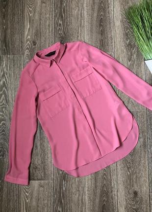 Красивая рубашка блузка dorothy perkins на размер s