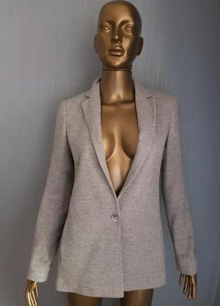 Шикарный пиджак massimo dutti
