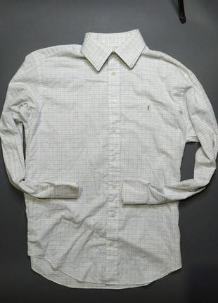 Рубашка відомого французького бренду ysl ( yves saint laurent)