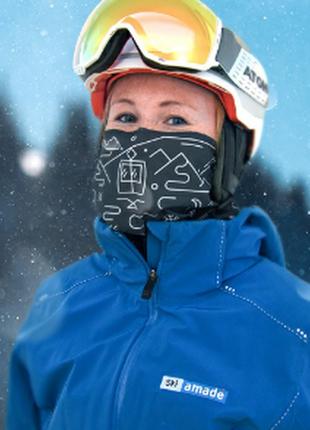 Бафф ski amade',швейцария