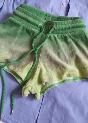 Стильные мини короткие шорты велюровые плюшевые от yes or no