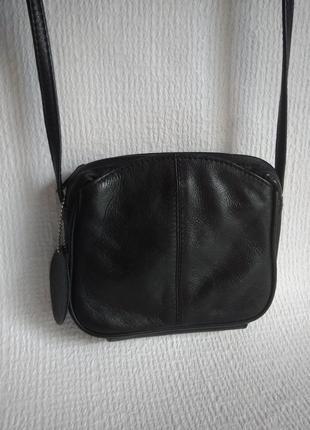 Кожанная оригинальная сумочка