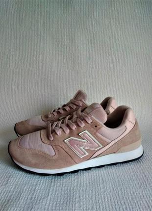 New balance оригинальные кроссовки 38
