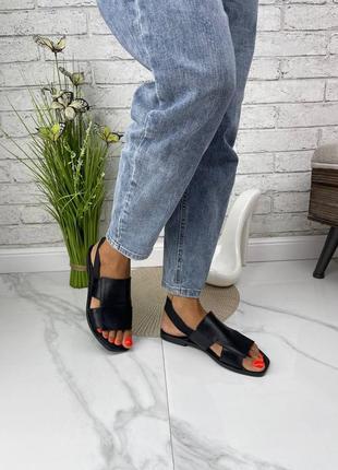 Натуральная кожа замша  босоножки сандалии