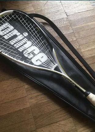 Продам профессиональную ракетку для сквоша prince airo bolt