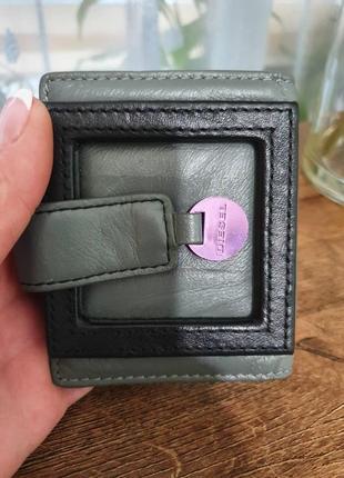 Мини кошелёк кожа!