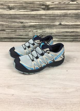 Крутые фирменные кроссовки salomon xa pro 3d cswp 406457 треккинговые gtx gore tex
