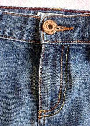 Джинсовая мини юбка4 фото