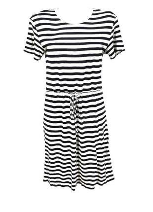 H&m платье в полоску