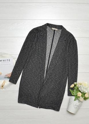 Чудовий подовжений текстурний піджак miss selfridge.