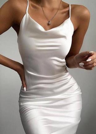 Платье шелк5 фото