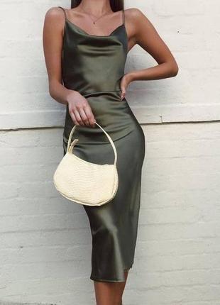 Платье шелк7 фото